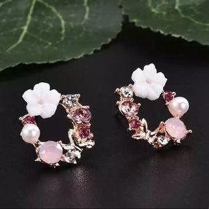 Jewelry - 🌺 Flower earrings 🌺